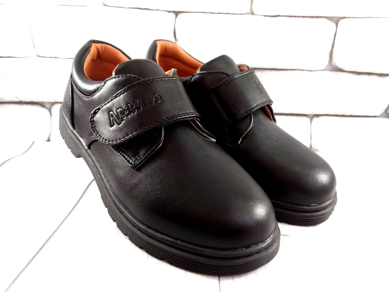 fff5fc1fabf8a6 Взуття для хлопців: Туфлі дитячі Apawwa А162 чорні